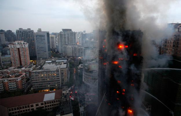 The Best Advice to Give Your Loved Ones to Survive a Fire in a High Rise Building: