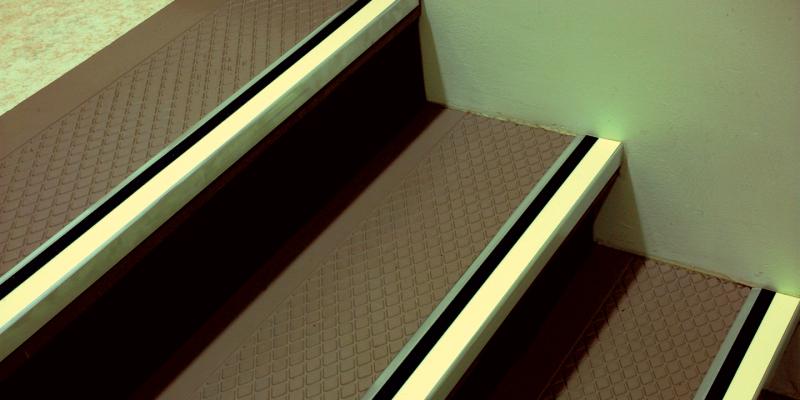 JALITE Nosing for Stair Leading Edge