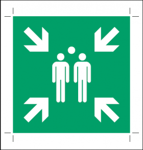 ISO 7010 - 2011 Registered Safety Signs